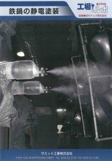 Electrostatic Coating for Iron pots