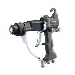 丸吹きエア静電ハンドガン HB5000R