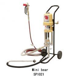 Air Pressure-type Plunger Pump BearPump Series