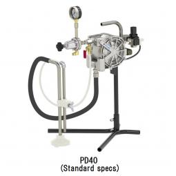 Pneumatic Diaphragm Pump PD40 Series